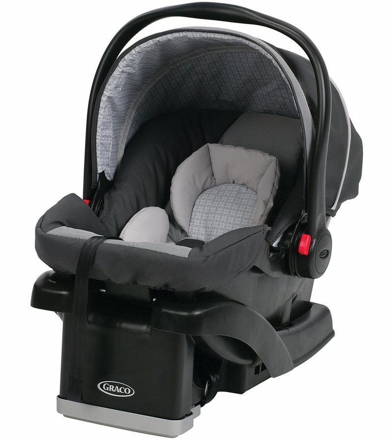 graco snugride click connect 30 lx infant car seat glacier. Black Bedroom Furniture Sets. Home Design Ideas