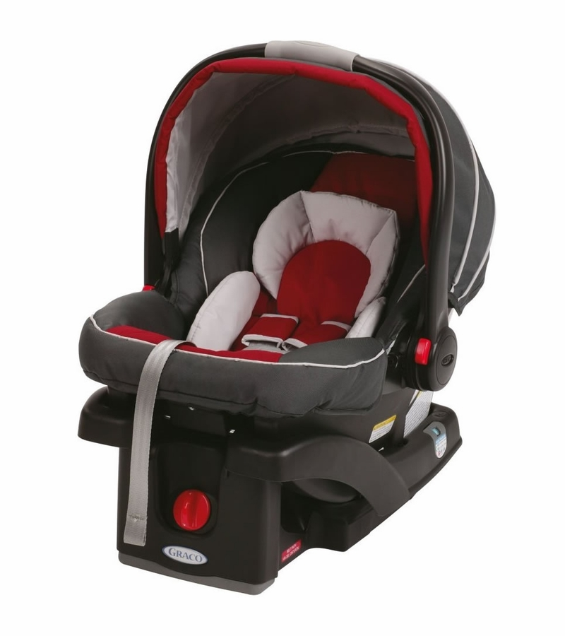 graco snugride click connect 35 infant car seat chili red. Black Bedroom Furniture Sets. Home Design Ideas