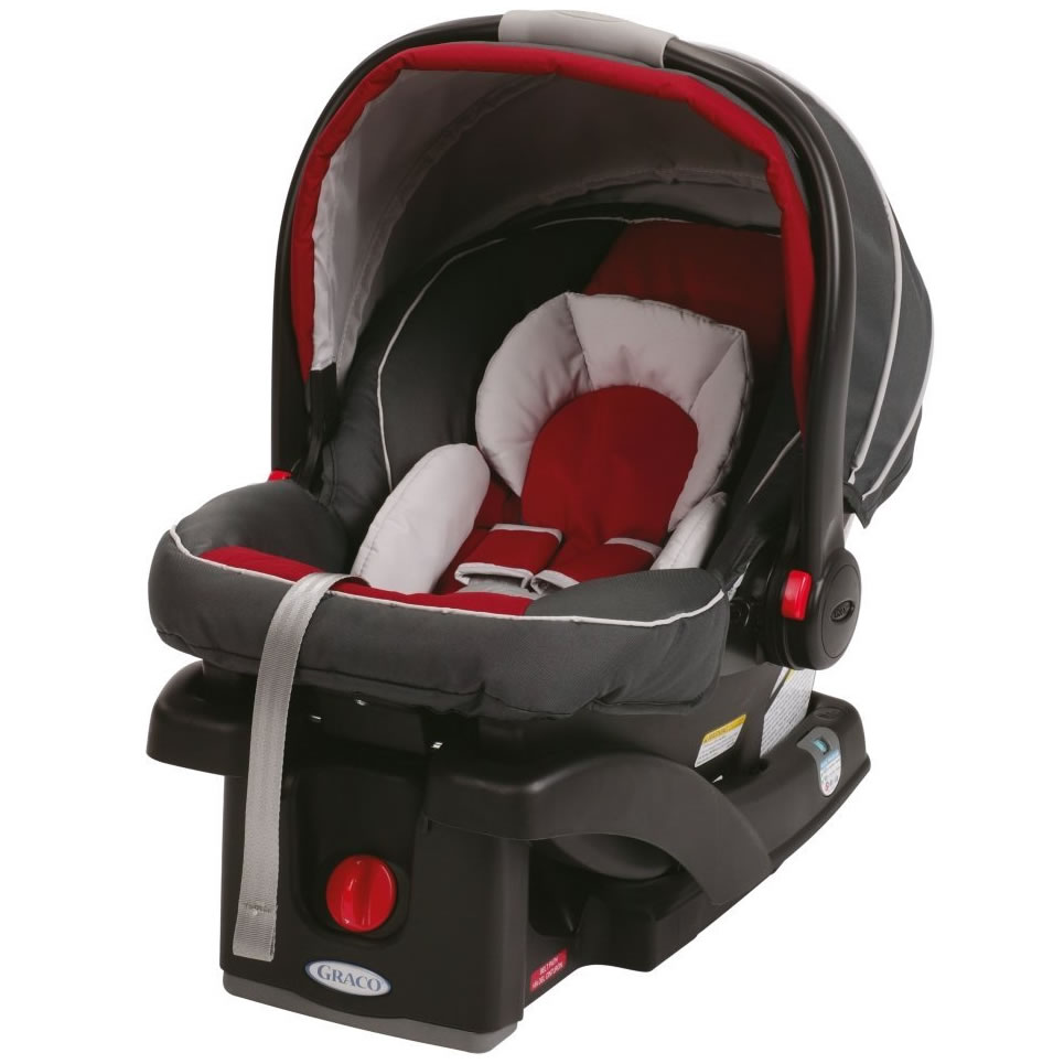 Graco Snugride Click Connect  Infant Car Seat Installation