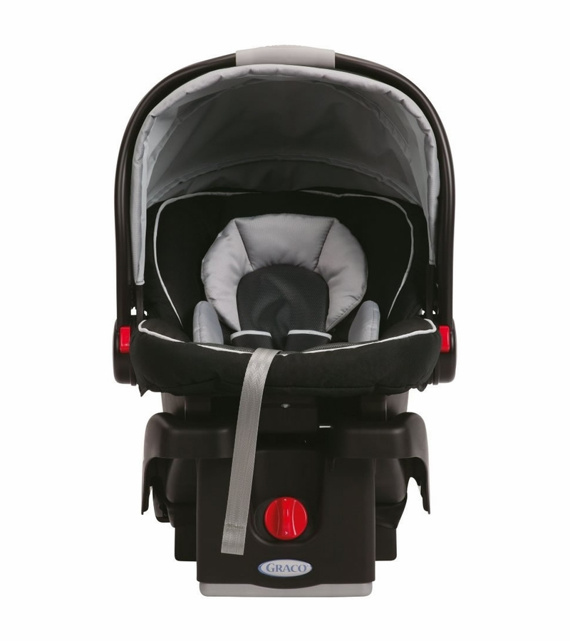 graco snugride click connect 35 infant car seat gotham. Black Bedroom Furniture Sets. Home Design Ideas
