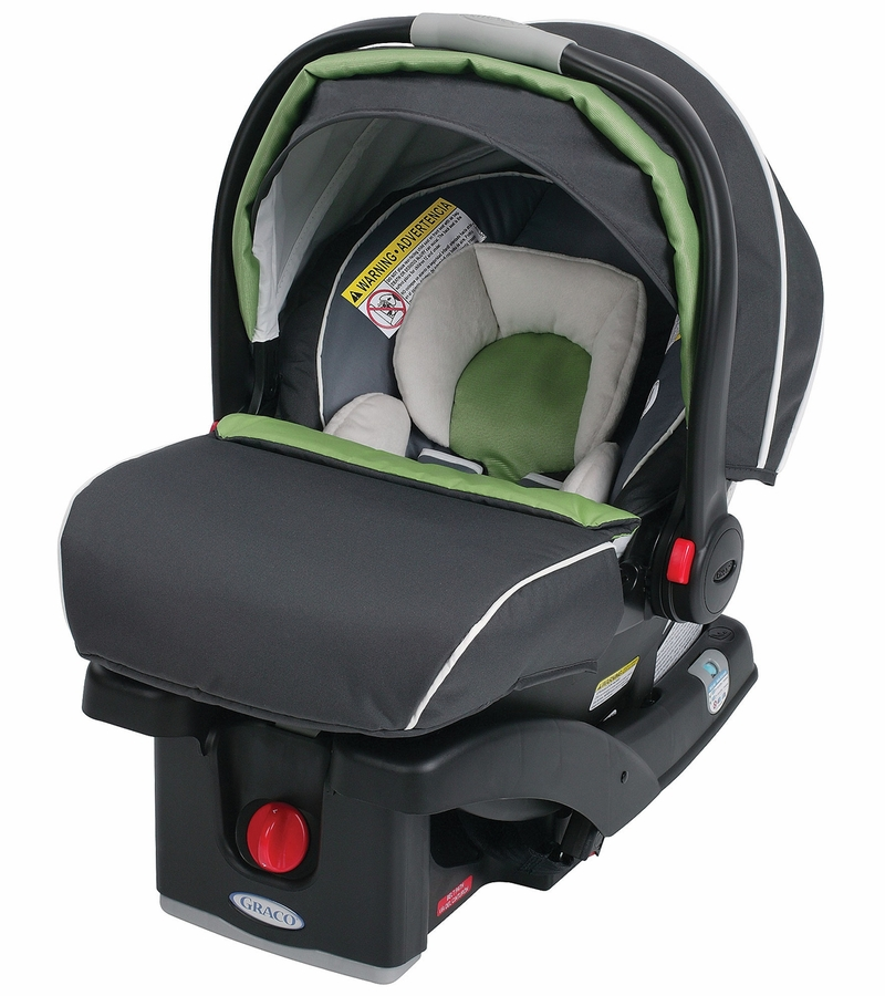 graco snugride click connect 35 infant car seat with inright latch piazza. Black Bedroom Furniture Sets. Home Design Ideas