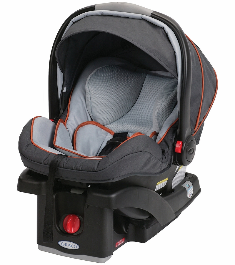 graco snugride click connect 35 lx infant car seat alloy. Black Bedroom Furniture Sets. Home Design Ideas