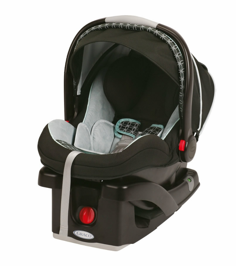 graco snugride click connect 35 lx infant car seat cascade. Black Bedroom Furniture Sets. Home Design Ideas