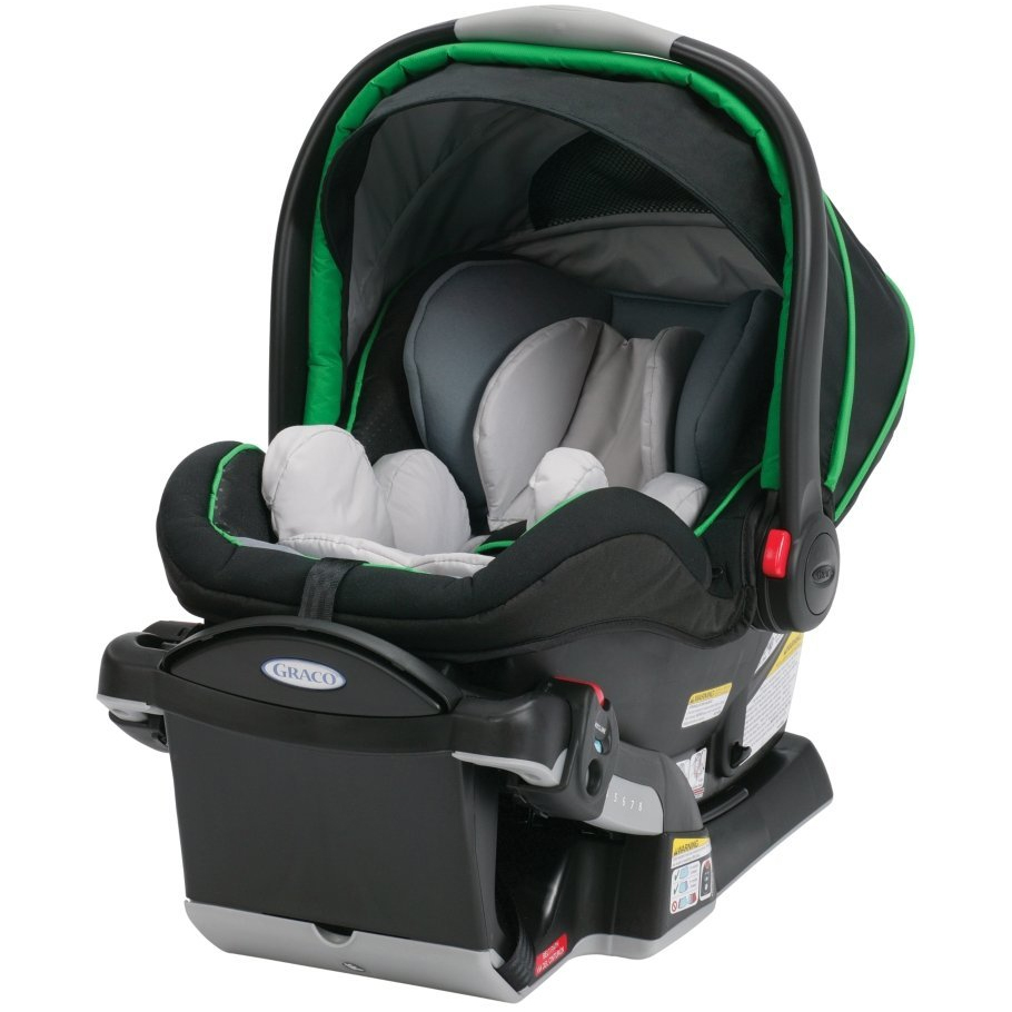 Graco Snugride Click Connect  Car Seat Fern