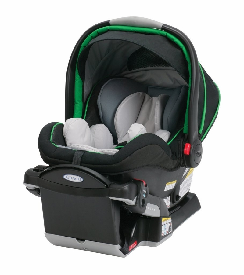 graco snugride click connect 40 infant car seat fern