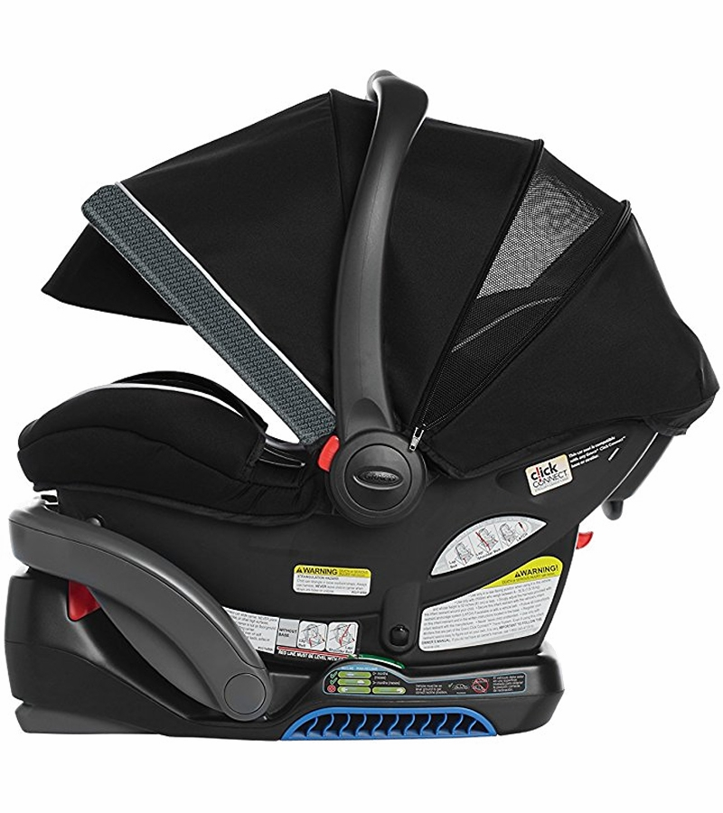 Graco SnugRide SnugLock 35 Elite Infant Car Seat - Spencer