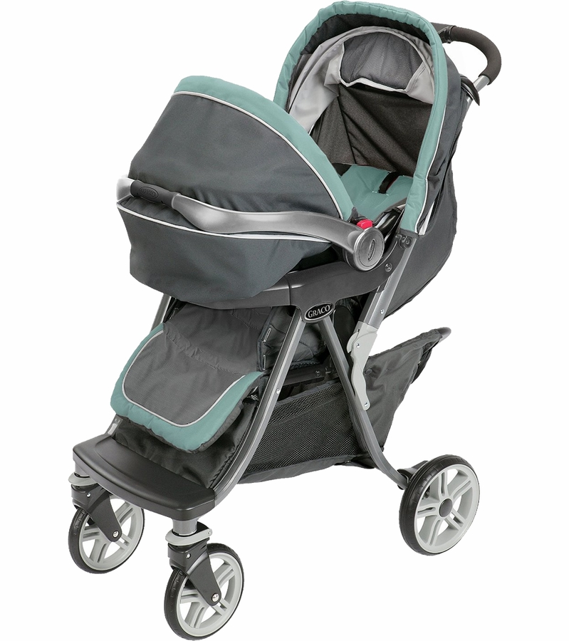 Graco Soho Connect Travel System