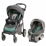Graco Stylus LX Classic Connect Travel System - Winslet
