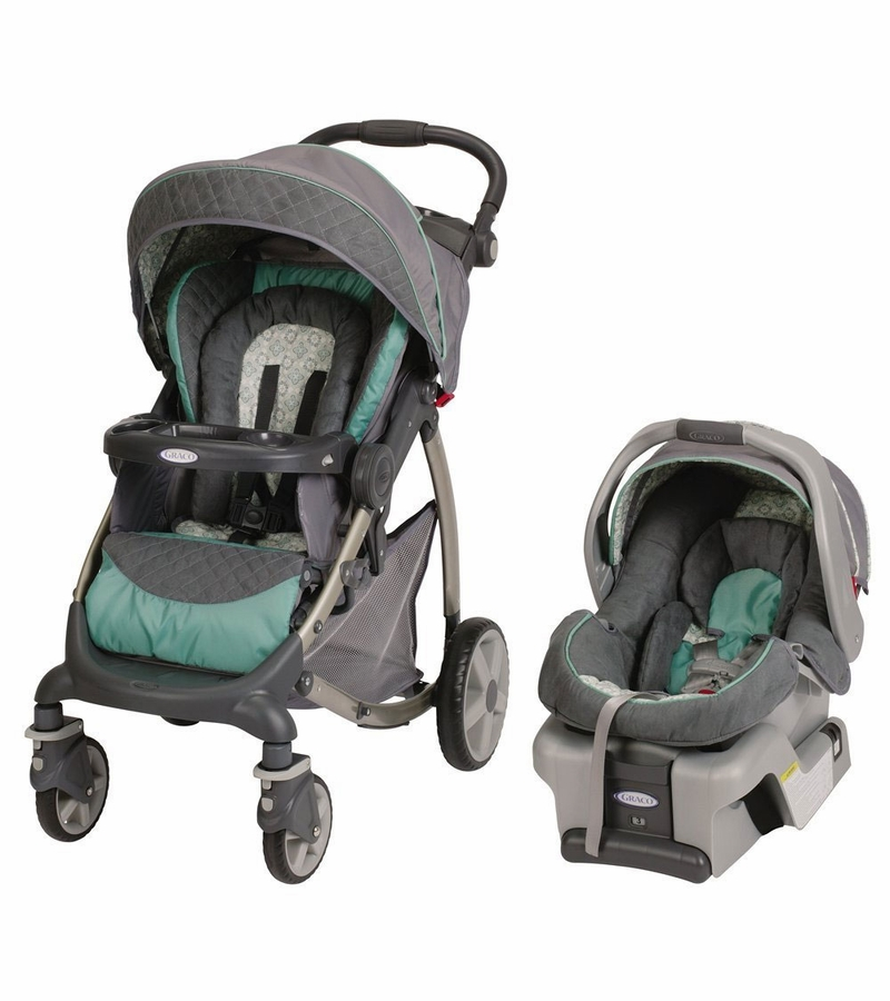 Graco Stylus Lx Classic Connect Travel System Winslet