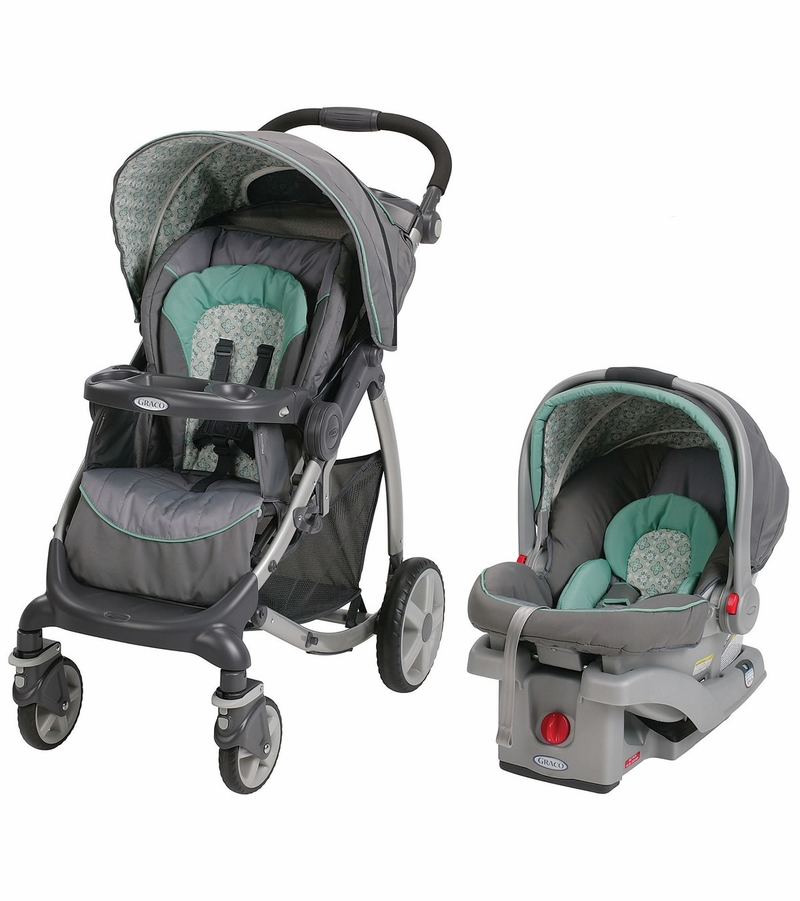 Snugride Click Connect  Travel System