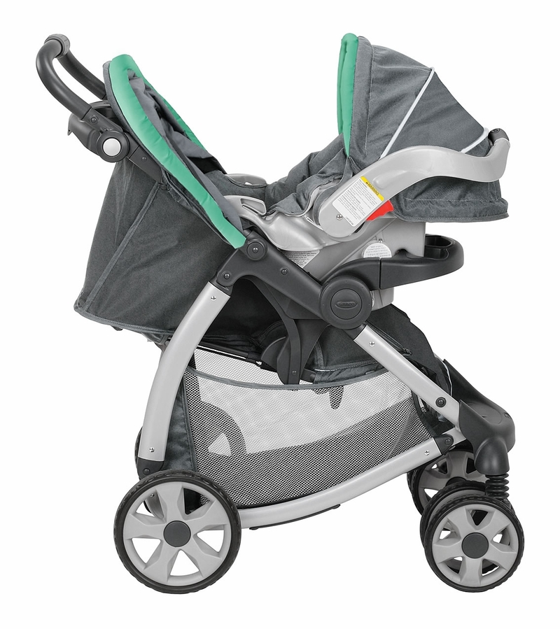 Graco Stylus Snugride  Travel System