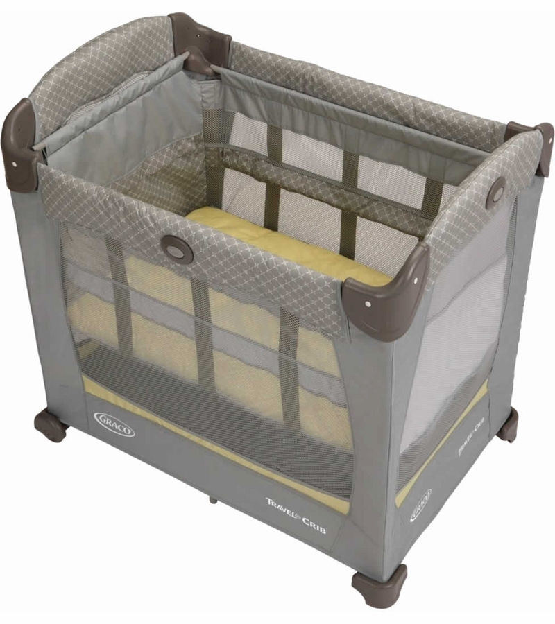 . Graco Travel Lite Crib with Stages   Peyton