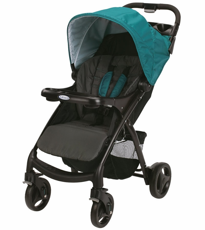 graco verb click connect stroller sapphire. Black Bedroom Furniture Sets. Home Design Ideas