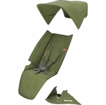 Greentom Classic Seat Fabric Set - Olive