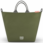Greentom Shopping Bag - Olive