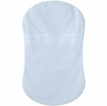 Halo Bassinest Fitted Sheet - Blue