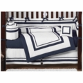 Hotel White & Navy Collection