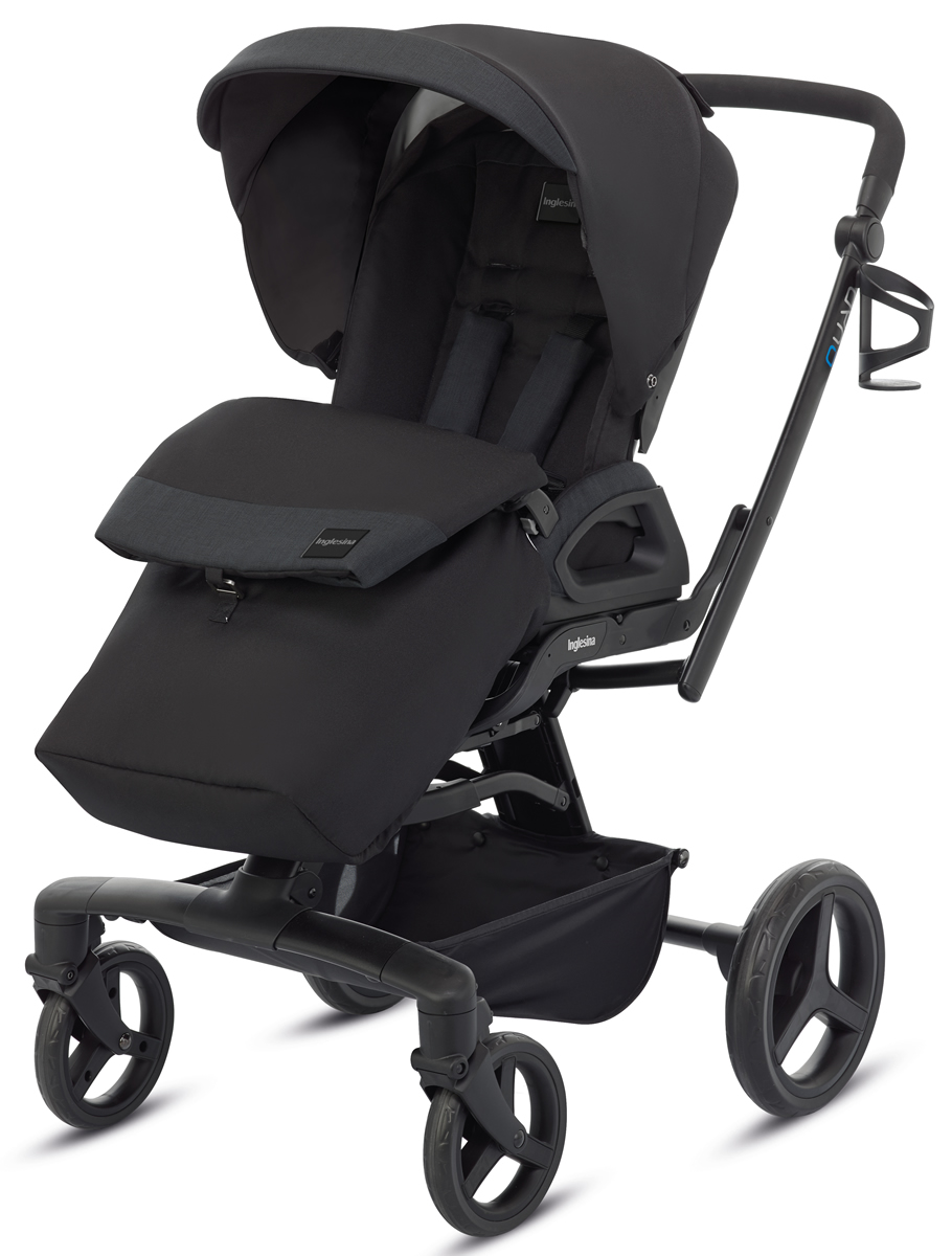 Inglesina Quad Stroller - Total Black