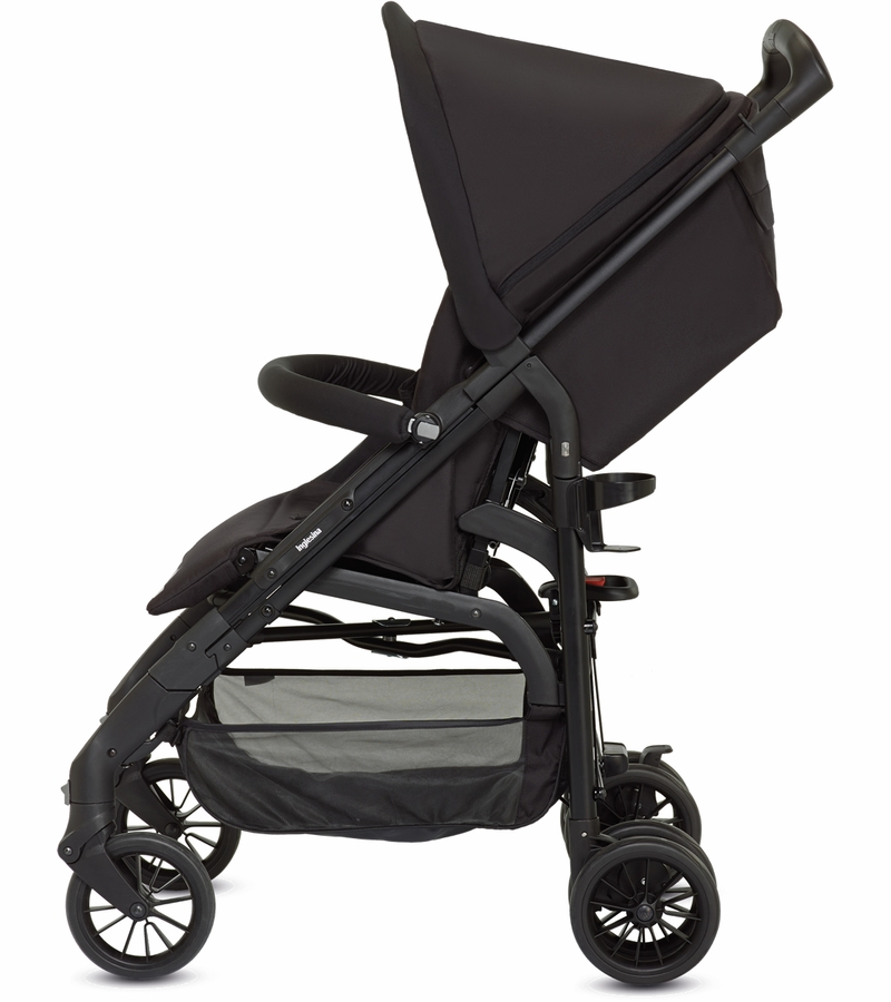 inglesina zippy light stroller total black