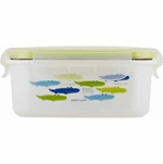 Innobaby Keepin' Fresh Stainless 15 oz Bento - Alligator/Green