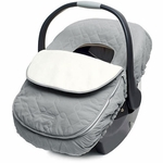 JJ Cole Infant Car Seat Cover - Graphite