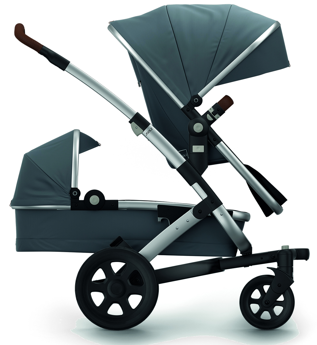 Joolz Geo 2 Earth Duo Stroller - Hippo Grey