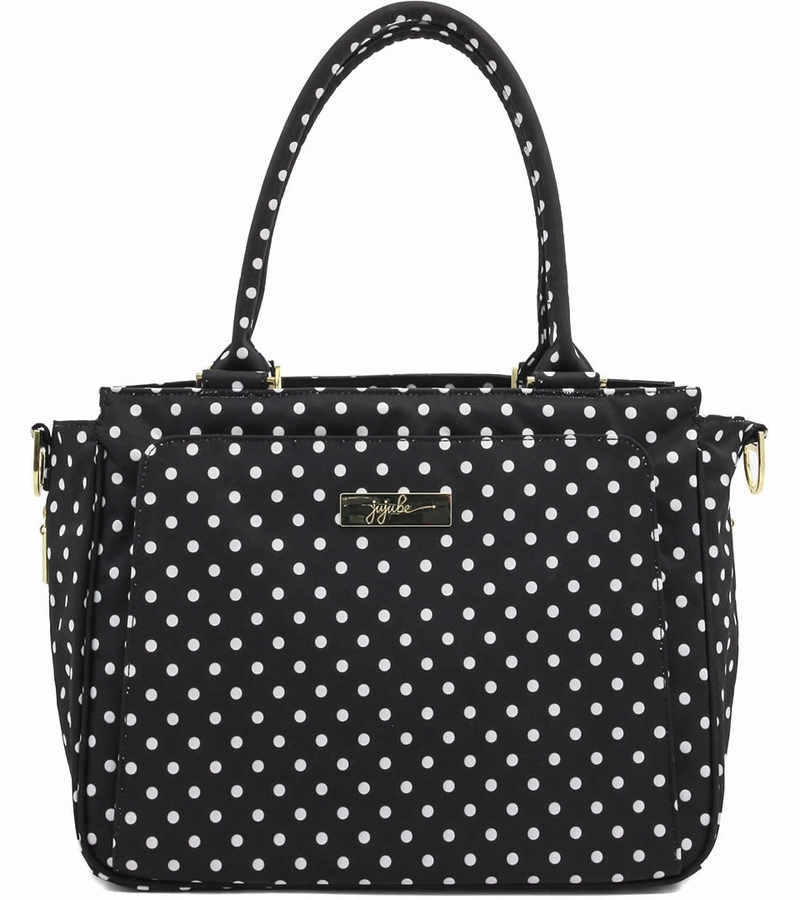 ju ju be be classy tote diaper bag the duchess. Black Bedroom Furniture Sets. Home Design Ideas