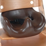 Keekaroo Infant Insert - Chocolate