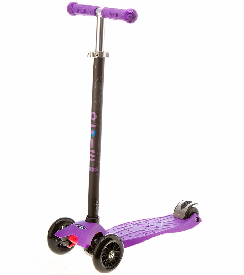 micro kickboard maxi kickboard scooter purple. Black Bedroom Furniture Sets. Home Design Ideas