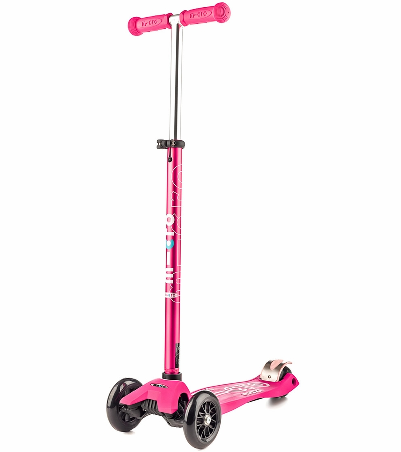 micro kickboard micro maxi deluxe scooter pink. Black Bedroom Furniture Sets. Home Design Ideas