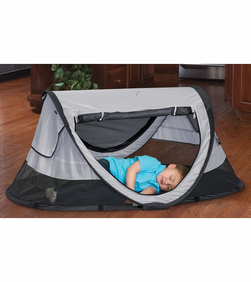 sc 1 st  Albee Baby & Kidco Peapod Plus Travel Bed - Midnight