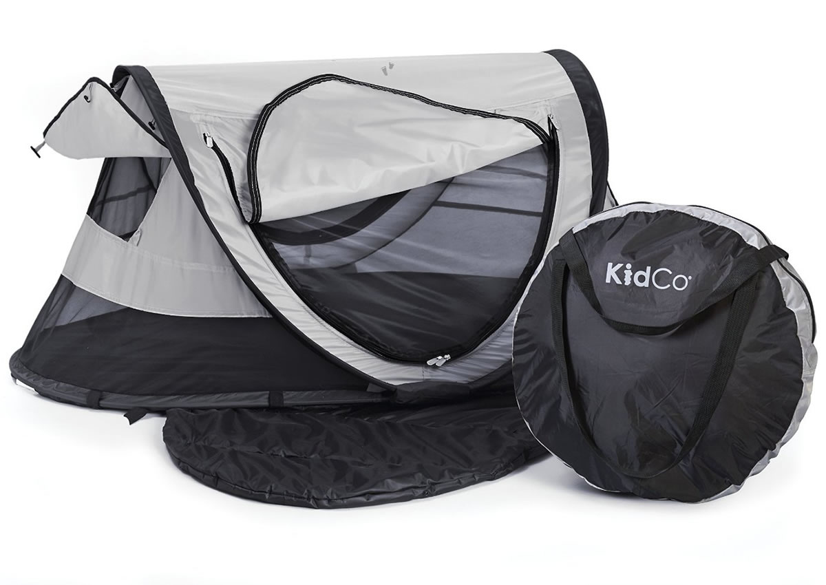KidCo Peapod Plus Travel Bed - Midnight