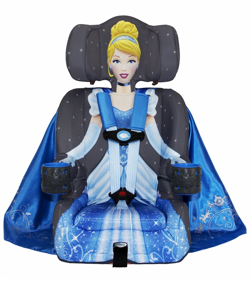 Cinderella Car Seat Reviews