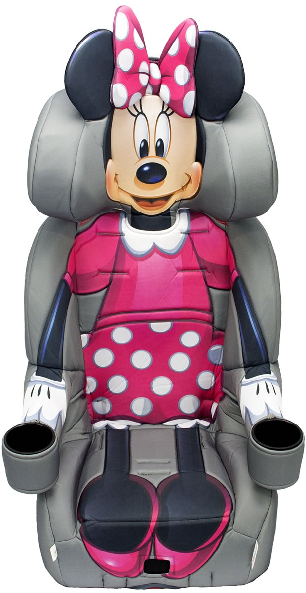 kidsembrace harness booster car seat minnie mouse. Black Bedroom Furniture Sets. Home Design Ideas