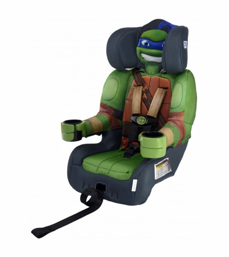 kidsembrace harness booster car seat teenage mutant ninja turtles. Black Bedroom Furniture Sets. Home Design Ideas