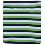 KidsLine Cambridge Deluxe Stripe Blanket