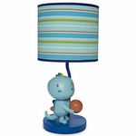 KidsLine Dino Sports Lamp Base & Shade