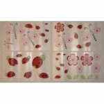 KidsLine Lady Bug Wall Decals