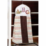 KidsLine My First ABC Diaper Stacker