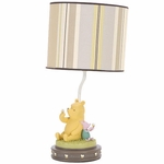 Kidsline Winnie the Pooh Together Time Lamp Base and Shade