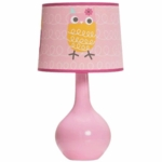 Kidsline Zutano Owls Lamp Base & Shade