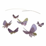 Lambs & Ivy Butterfly Ceiling Sculpture