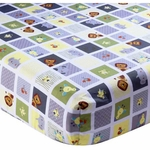 Lambs & Ivy Cornelius Crib Sheet