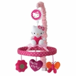 Lambs & Ivy Hello Kitty Garden Musical Mobile