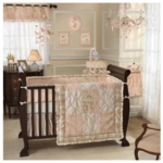 Lambs & Ivy Little Princess 5 Piece Crib Bedding Set