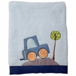 Lambs & Ivy Little Traveler Blanket