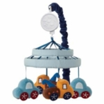 Lambs & Ivy Little Traveler Musical Mobile
