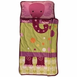 Lambs & Ivy Nap Mat - Elephant