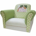 Lambs & Ivy Papagayo Upholstered Rocking Chair