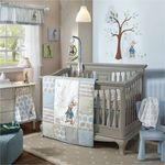 Lambs & Ivy Peter Rabbit™ 4 Piece Crib Bedding Set